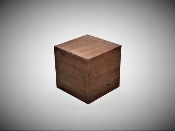 Barnwood Cube
