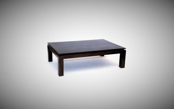Black Mahogany Coffee Table