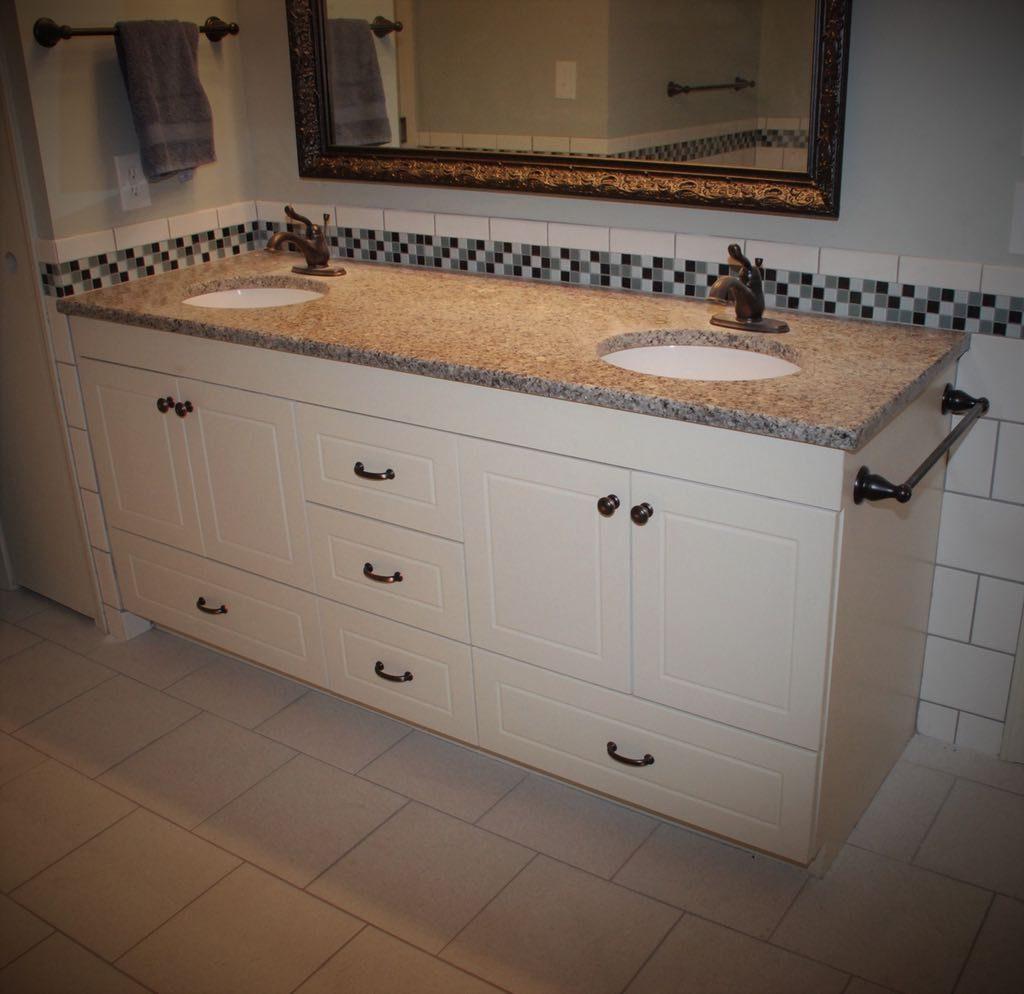 European Bathroom Vanity