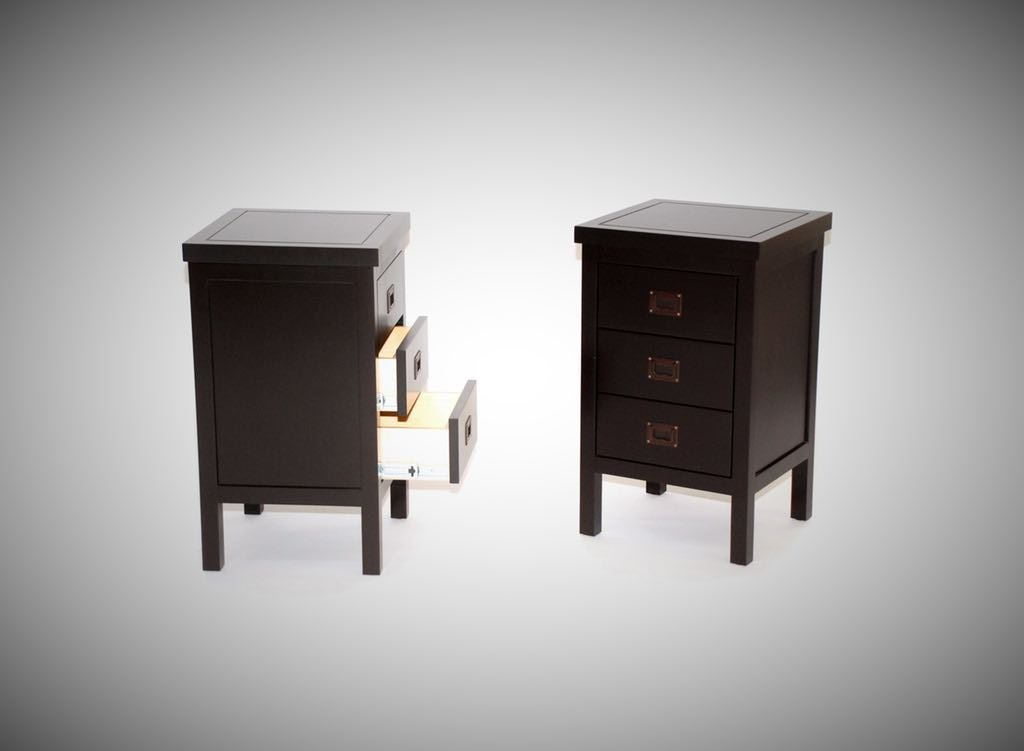 Lotus Side Tables