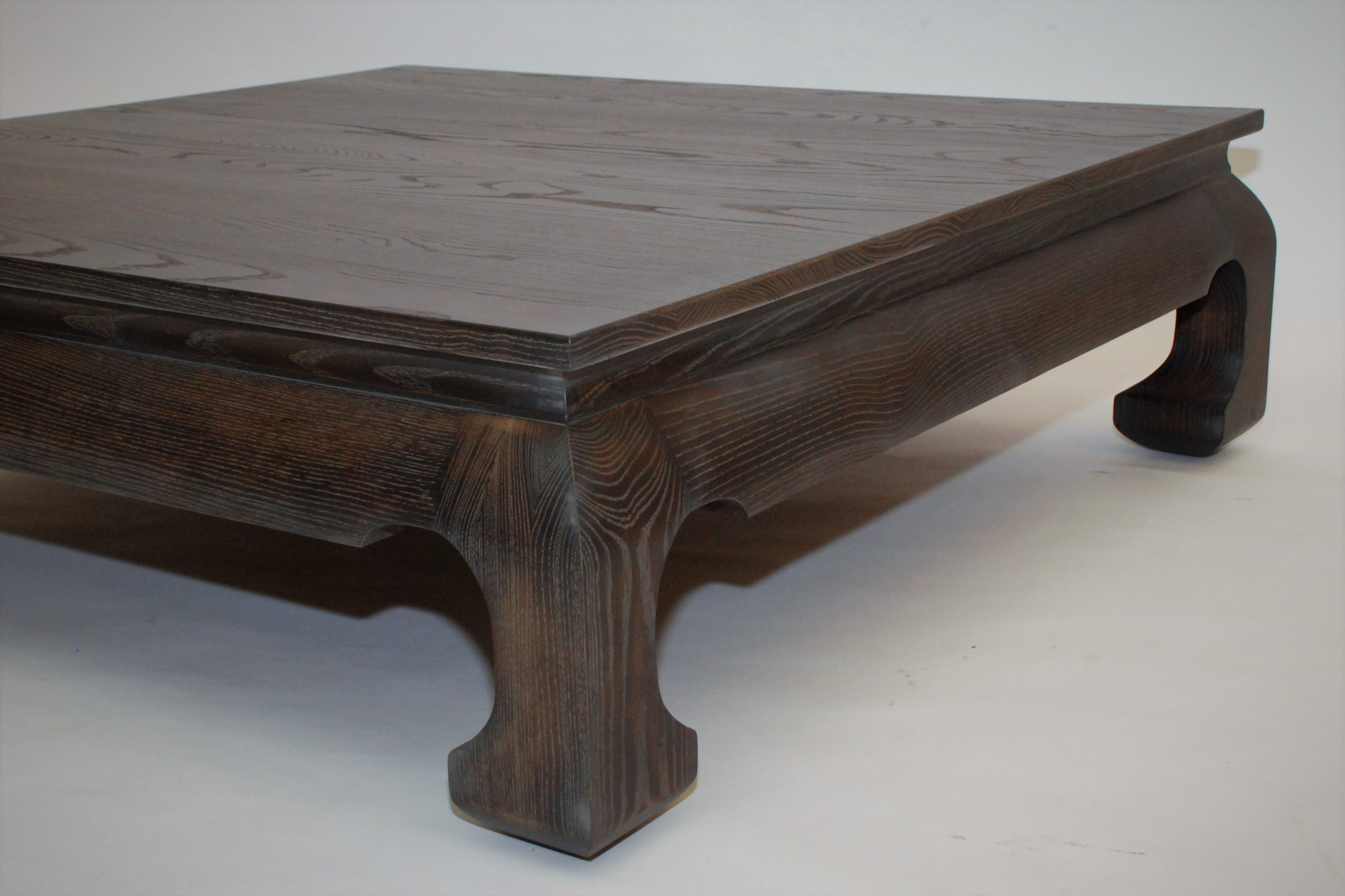 Ming Dynasty Coffee Table Belak Woodworking LLC