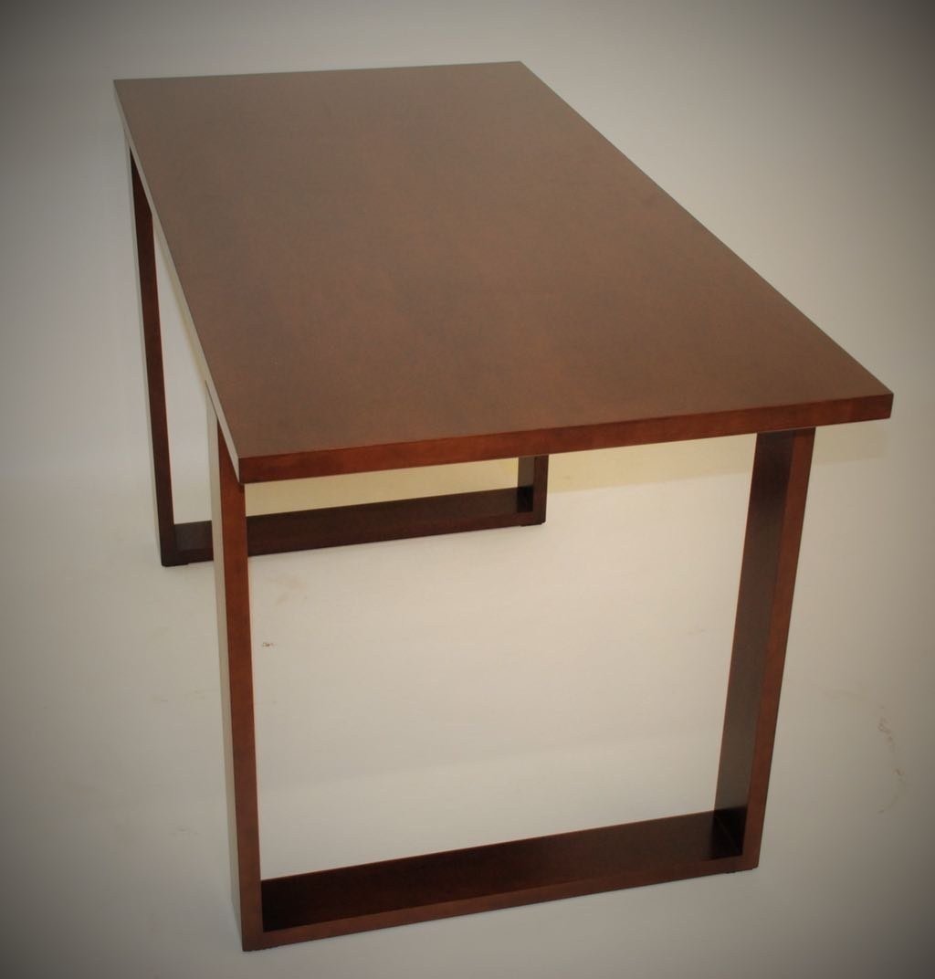 Modern Maple Office Desk