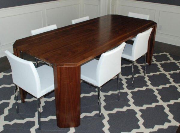 Walnut Dining Table by Belak