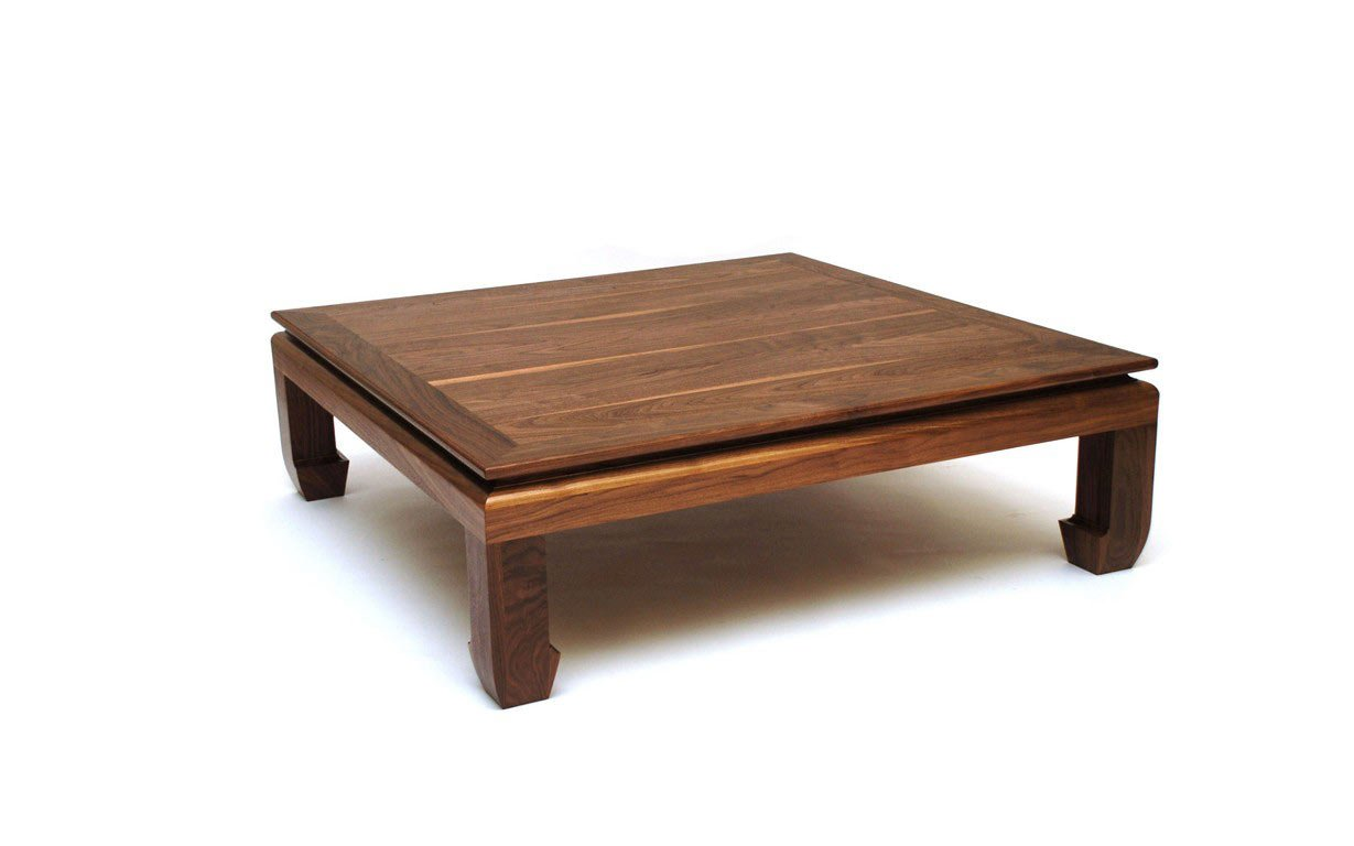 Ming Coffee Table Square