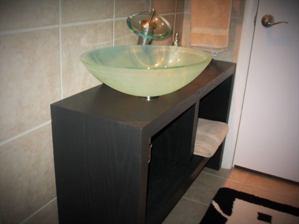 Contemporary Bathroom Vanity