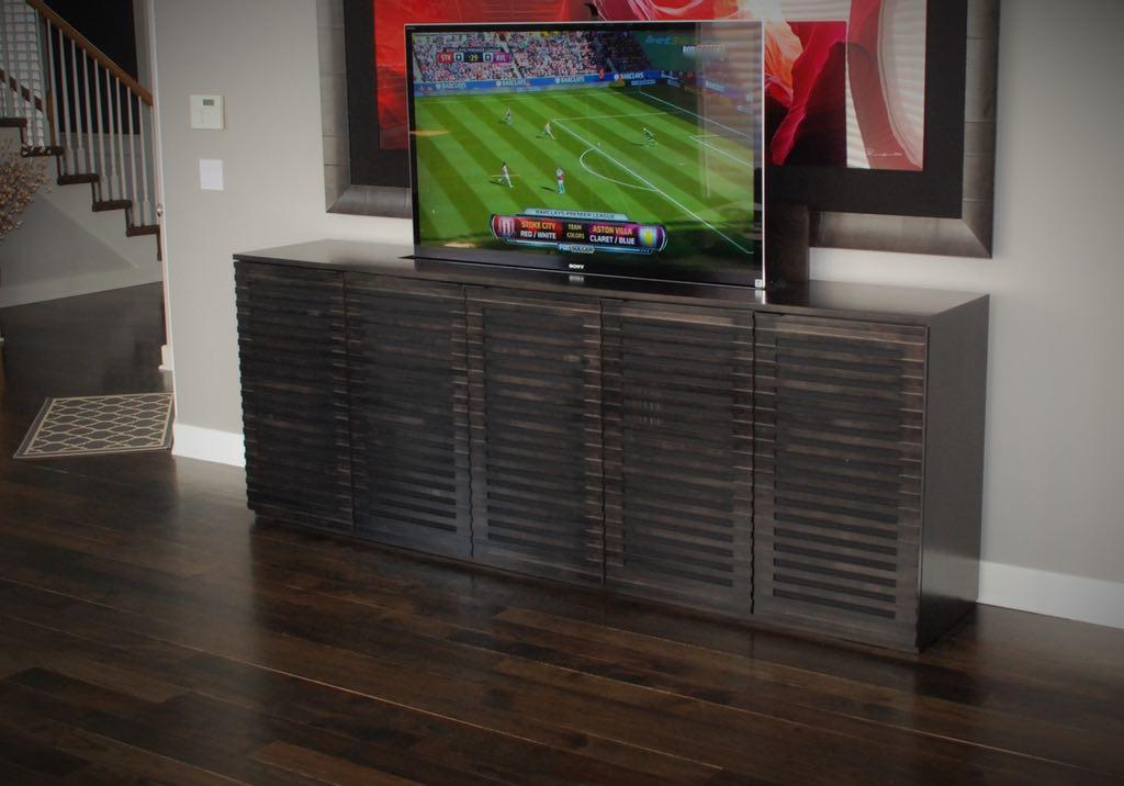 TV Lift Modern Cabinet