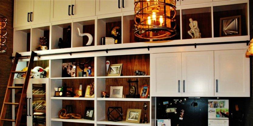 Hand Crafted Home Furnishings & Cabinets design photo designed & made at Belak Woodworking in Lenexa, Kansas | Furniture Suppliers & Wood Designer KC Kansas City