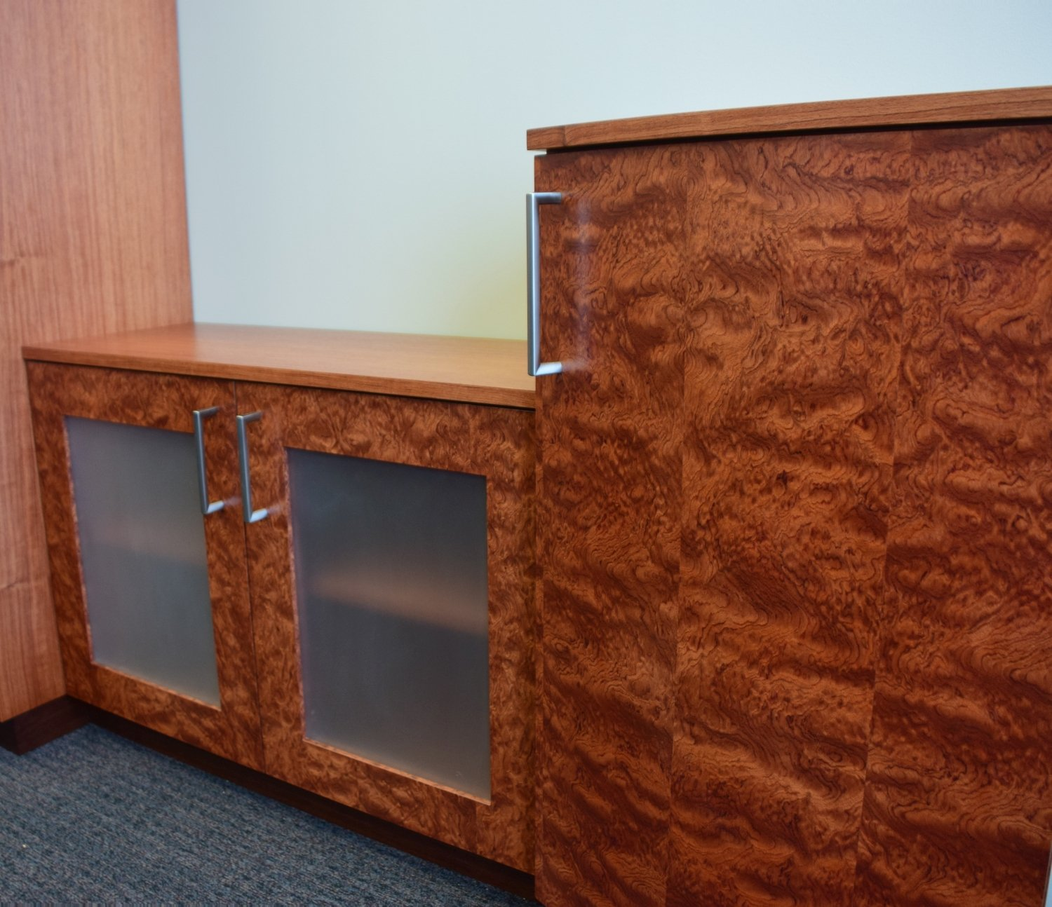 Custom Designed Home & Office furniture products image made & installed at Belak Woodworking LLC around  the area of Olathe, KS | Furniture Custom Closets & Skilled Tradesman in Woodworking KCMO (Kansas City, Missouri)